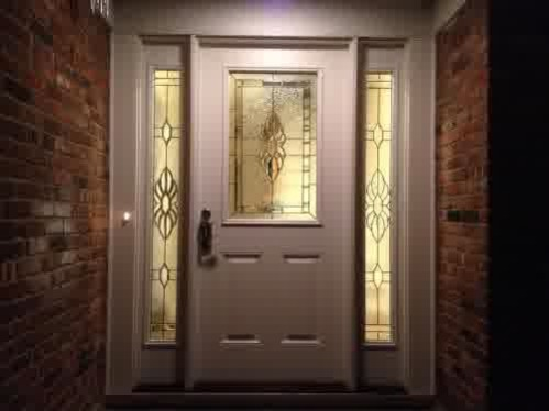 Fiberglass Wood Grain Entry Doors Great Contemporary Entry Doors