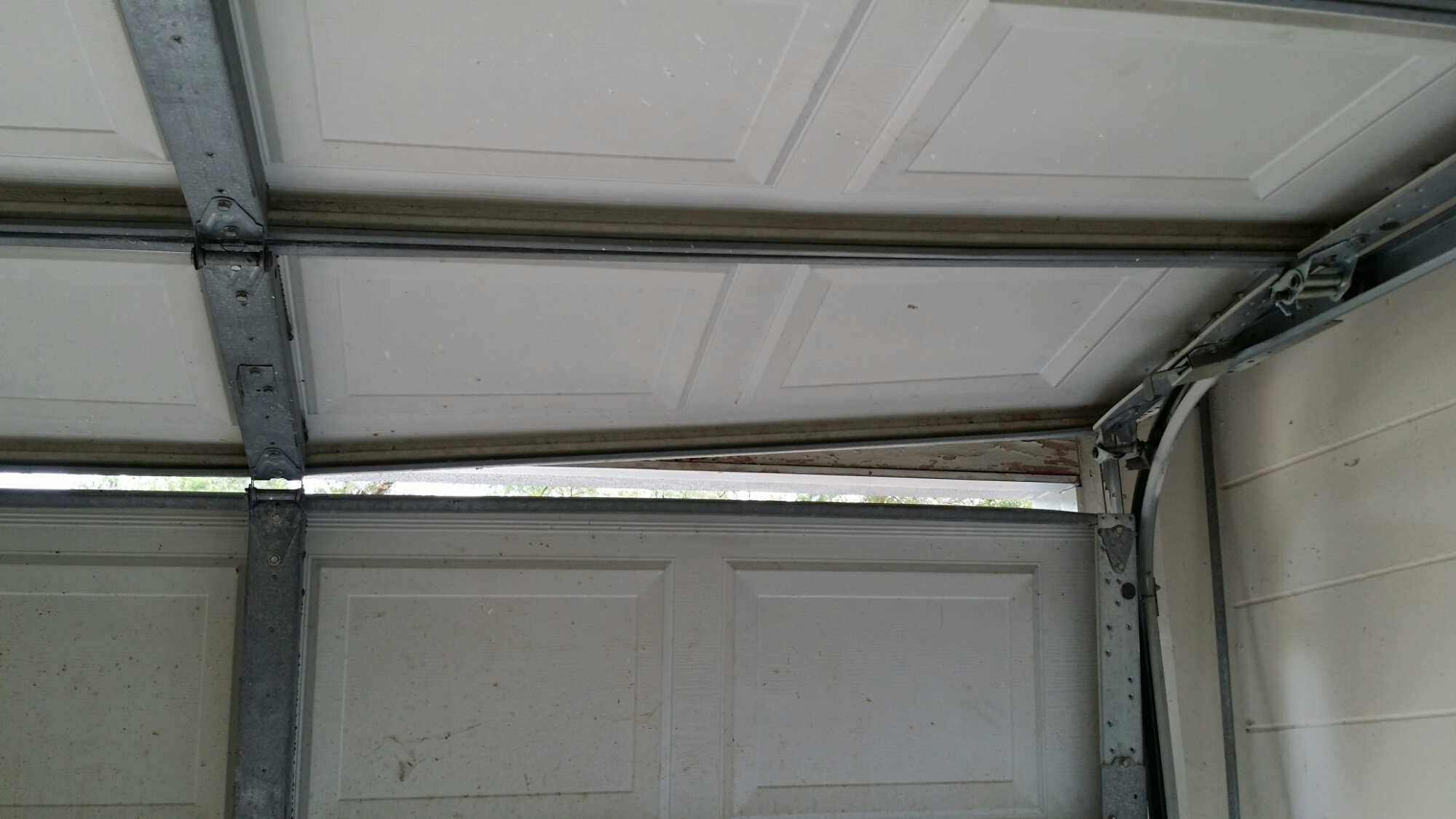 Garage Door Replacement Springs Eye Catching Replacing Garage Door Extension Springs
