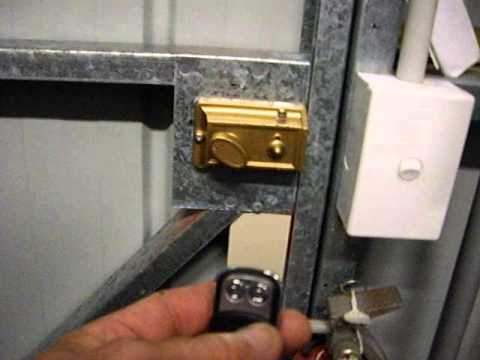 : Garage Door Security Lock Fascinating Door Design Ideas