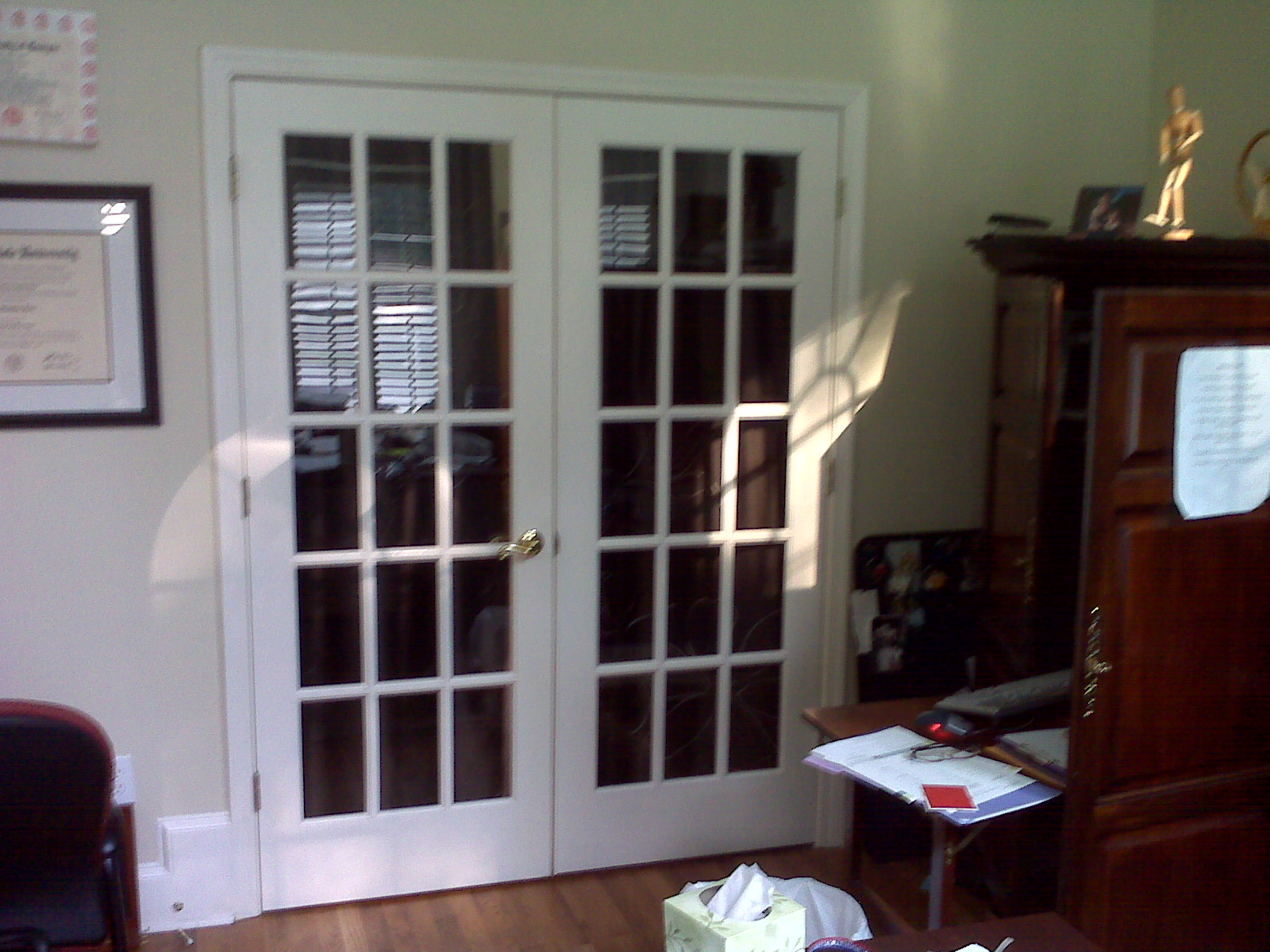 Interior French Doors Ideas For Welcoming Views