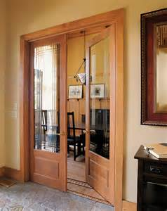 : Interior Glass Wood Doors