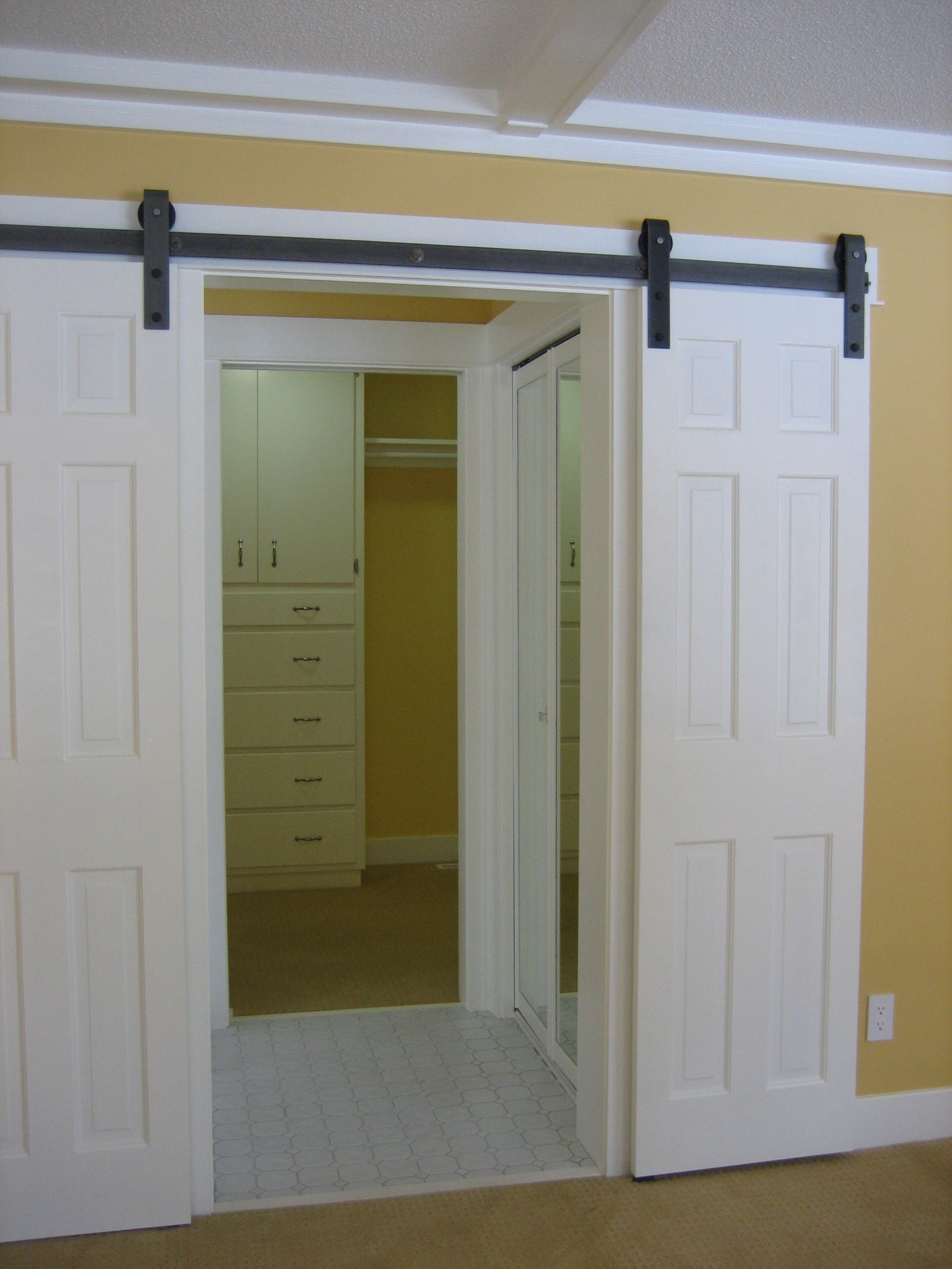 Interior Interior Sliding Barn Doors Hardware Lowes