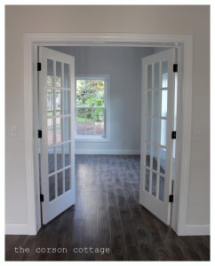 : Interior Sliding French Doors Fascinating Interior French Doors With Transom