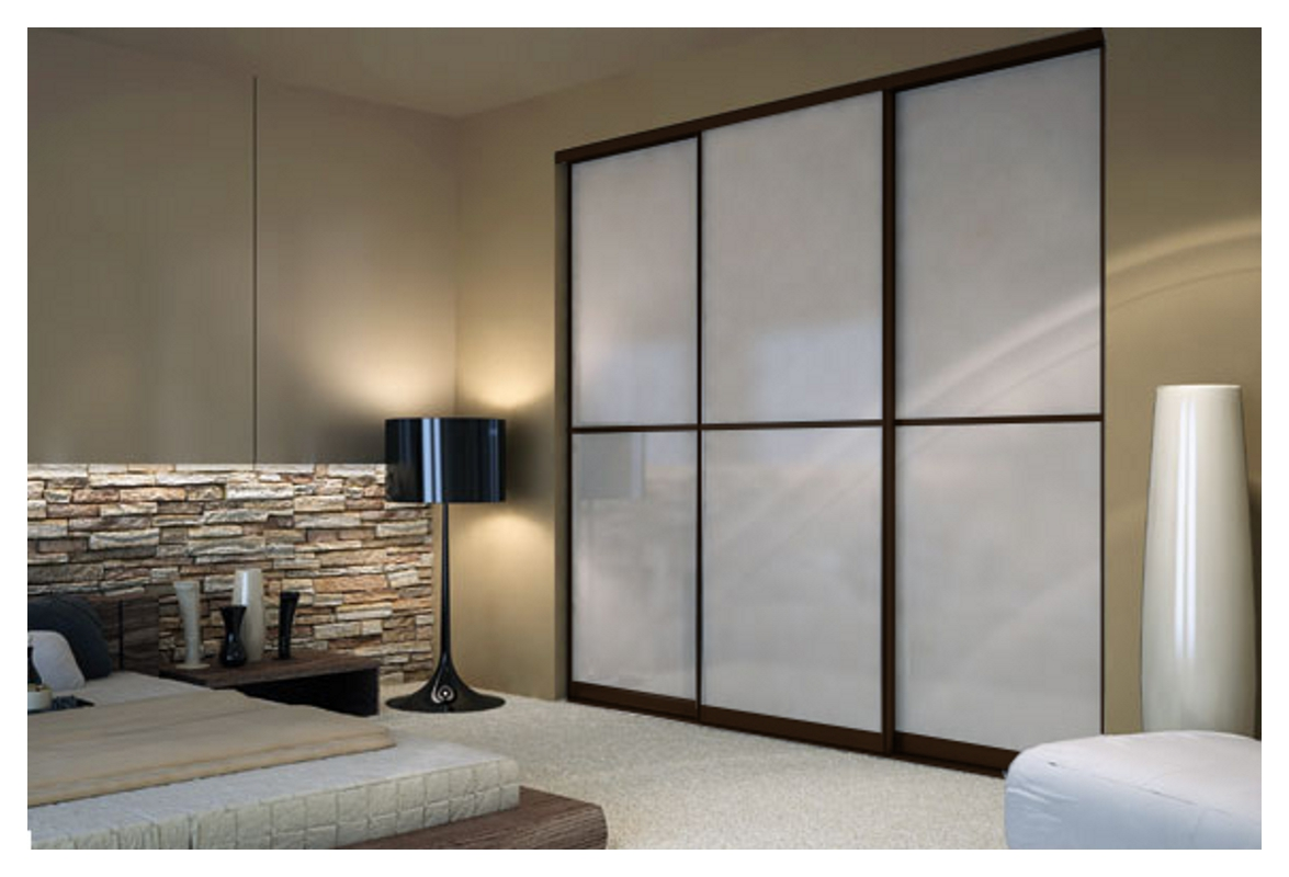 22 cool sliding closet doors design for your bedrooms for Sliding bedroom doors