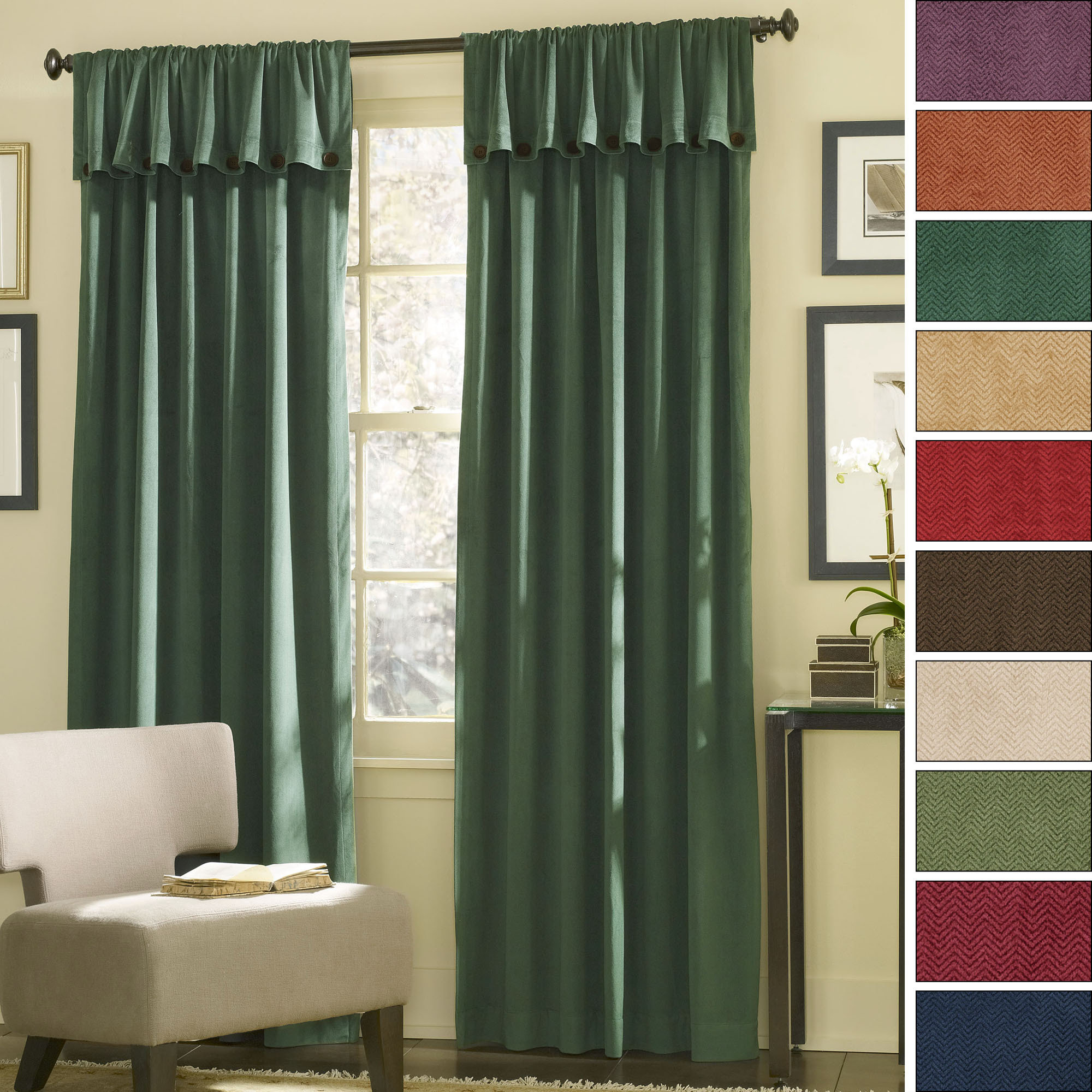 : Patio Door Curtain Ideas