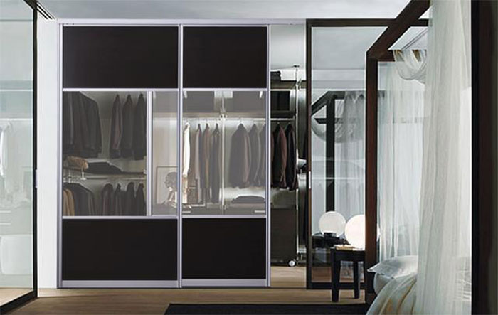 Cool Sliding Closet Doors Design For Your Bedrooms