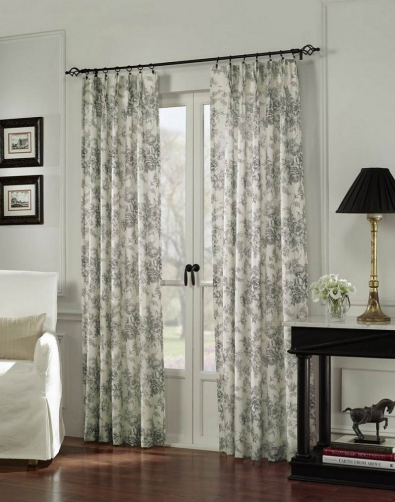 : Thermal Patio Door Curtains