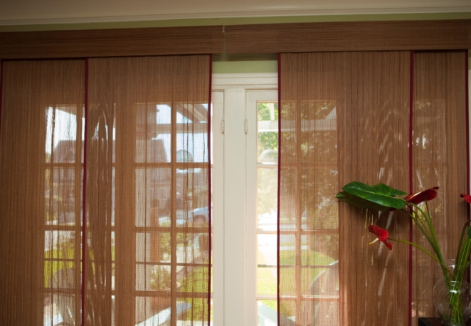 : Venetian Blinds For Patio Doors cool patio windows treatment ideas