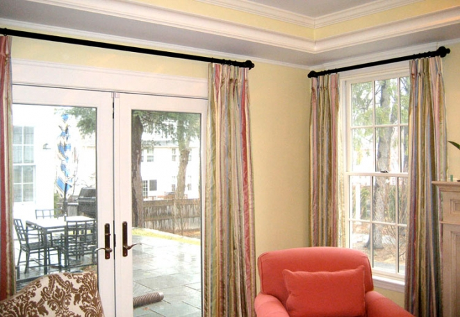 Vertical Blinds For Patio Doors cool patio windows treatment ideas
