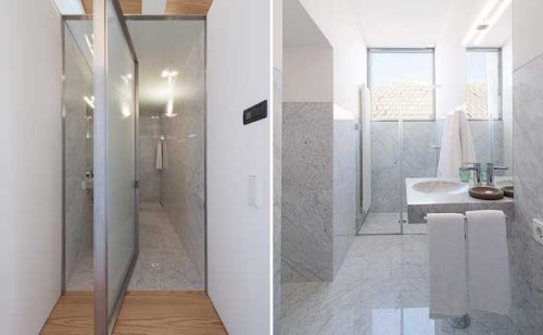 : custom glass shower doors