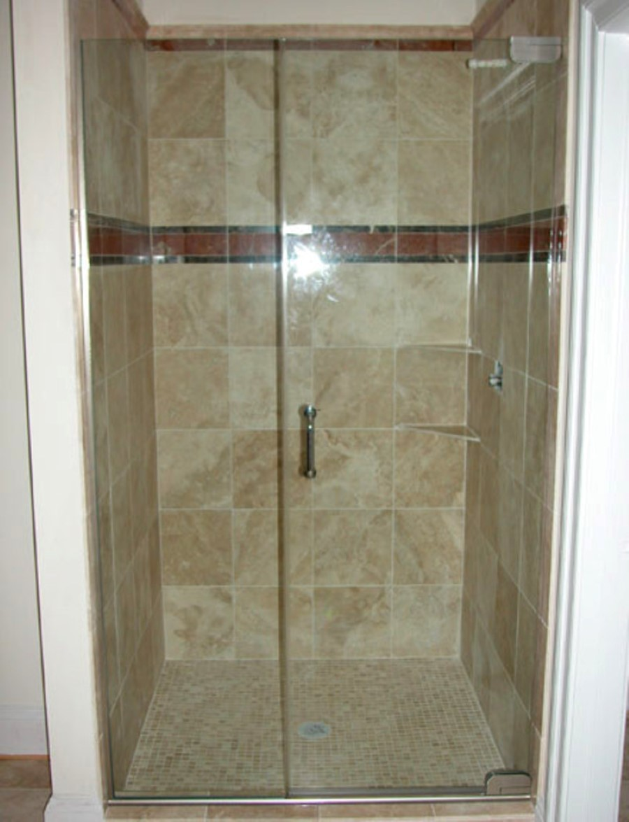 : Shower Door King: Frameless and Semi