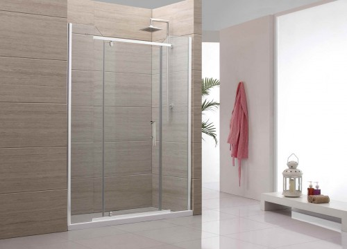 : sliding glass shower doors
