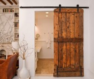20+ Interior Sliding Barn Doors Designs