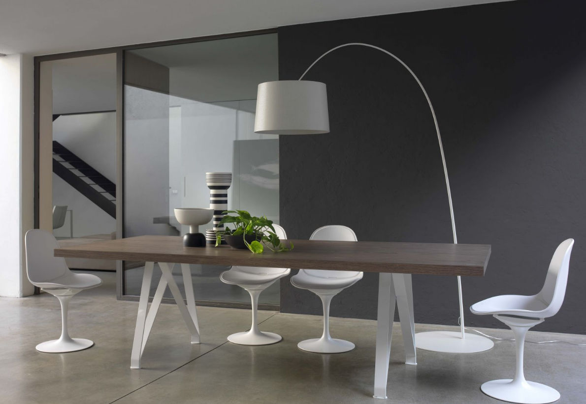 All modern dining room sets design ideas and inspiration - Dining room table contemporary ...