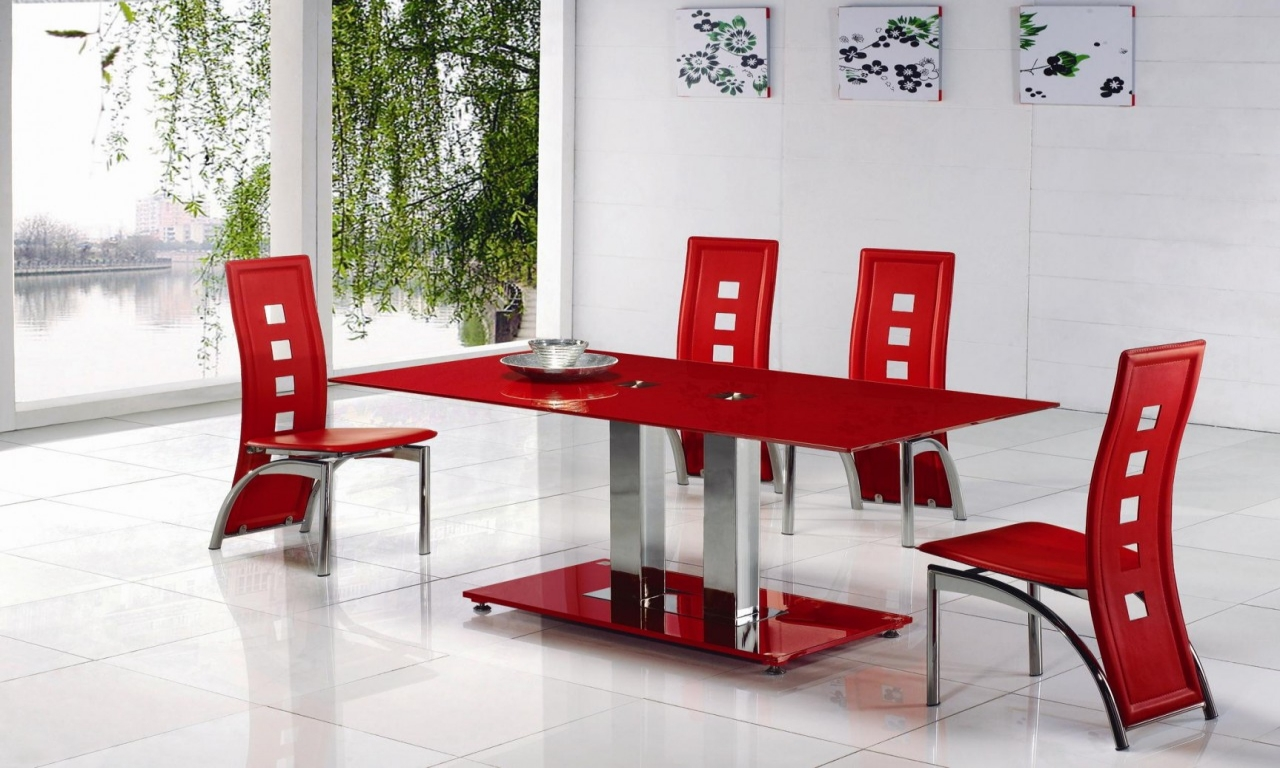 discontinued-ashley-furniture-dining-sets-furniture-red-small-dining-sets-design-for-four-with-red-modern