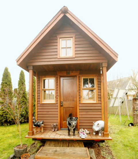 : Build Your Own Tiny House