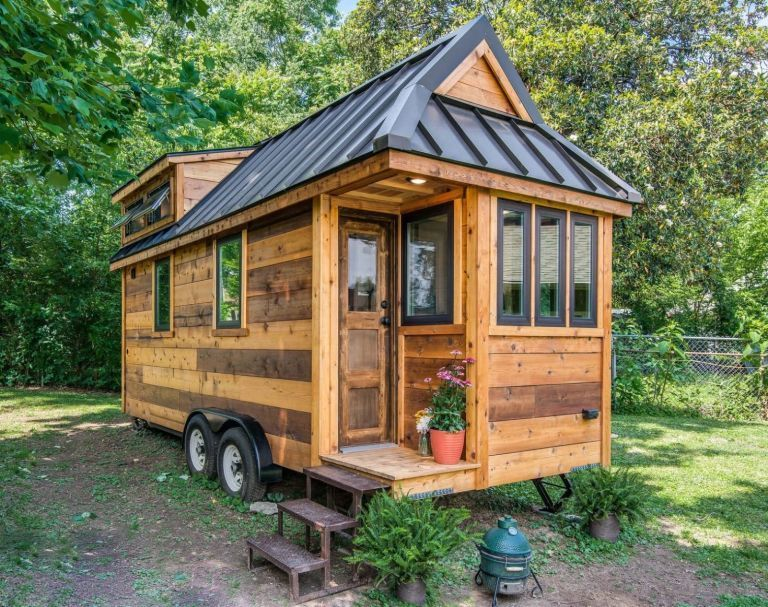: Building A Tiny House