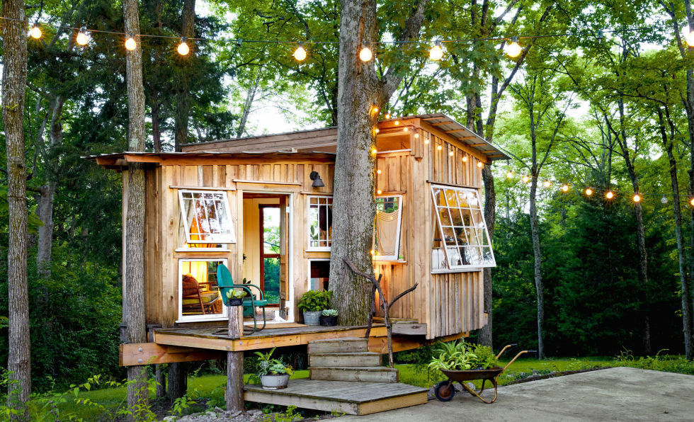 : Cozy Tiny House Design For Small Living