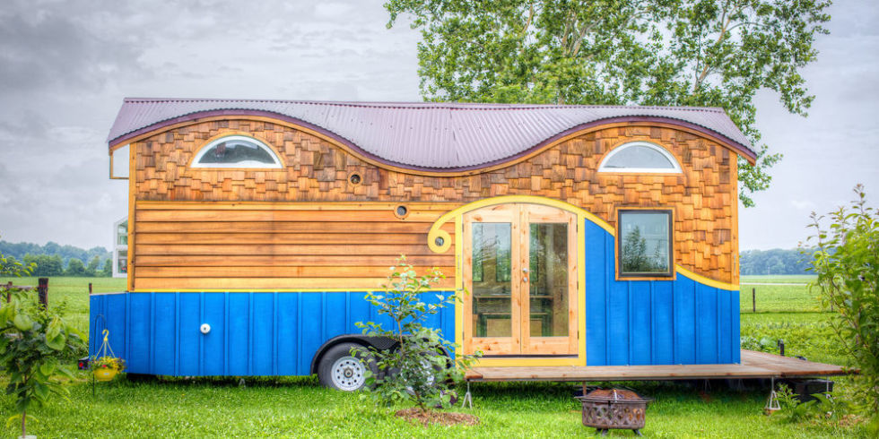 : Cute Tiny House Movement