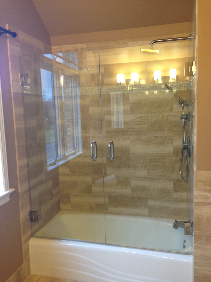 Awesome Frameless Shower Doors Options Ideasplywoodchair Com